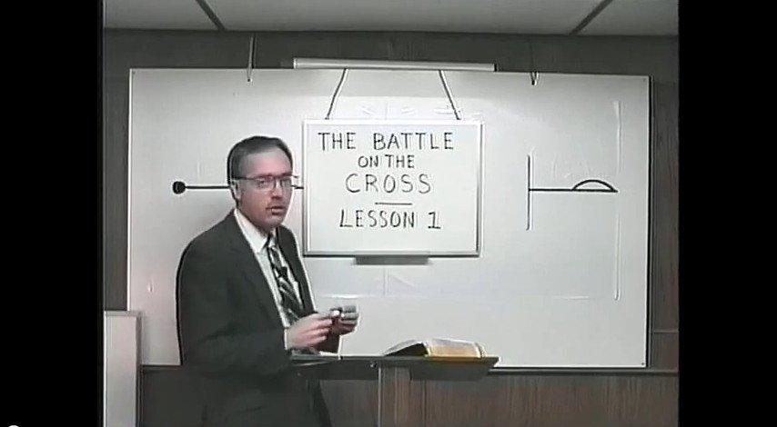 Battle on the Cross
