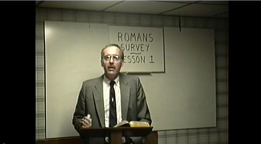 Romans Survey