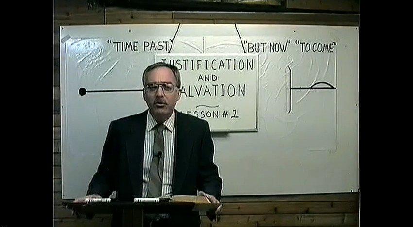 Justification & Salvation