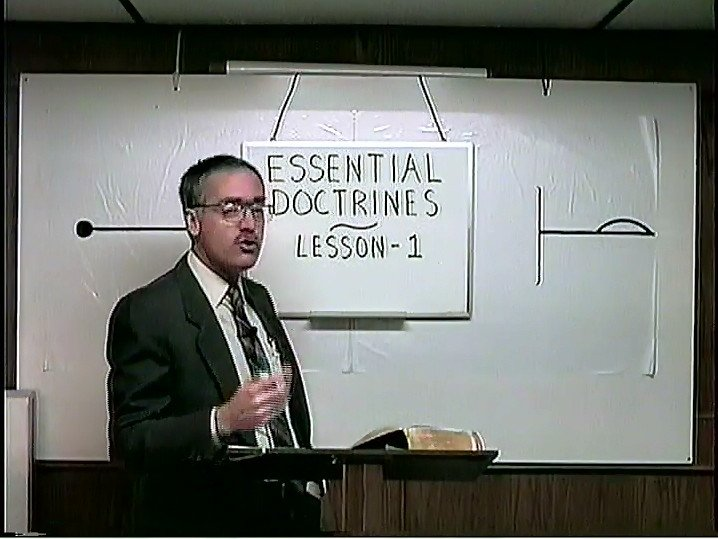Essential Doctrines